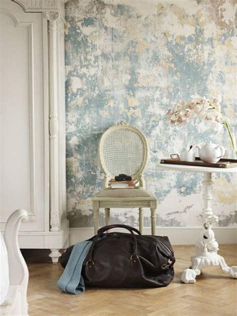 Wand Vintage Streichen by Tolle Wandgestaltung Mit Farbe 100 Wand Streichen Ideen