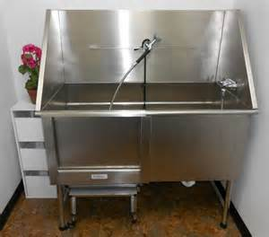 Pet Washing Sink by Contact Us