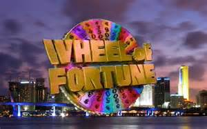 Wheel of Fortune 2012
