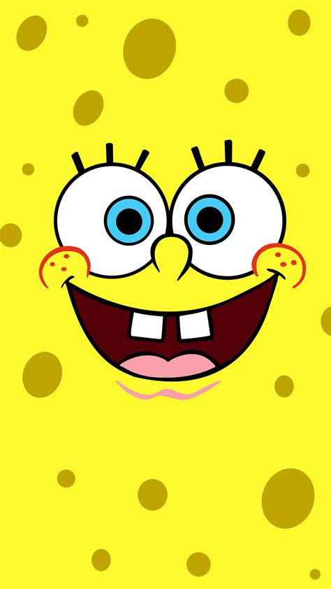 hd spongebob squarepants iphone wallpaper