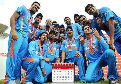 indian cricket team calendar year calendar