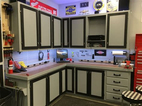Cabinets Garage Journal by Lets See Your Workbench Page 132 The Garage Journal