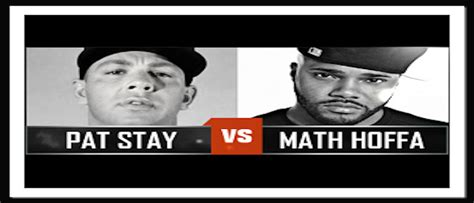 pat stay vs math hoffa battle review battle inside bringing the real