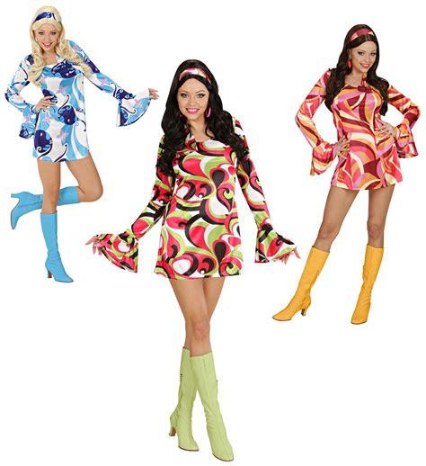 Er Jahre Style by Kost 252 M 70er Jahre Kleid Hippie Verkleidung Gr 246 223 E S
