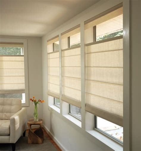 levolor roman shades light filtering solids window
