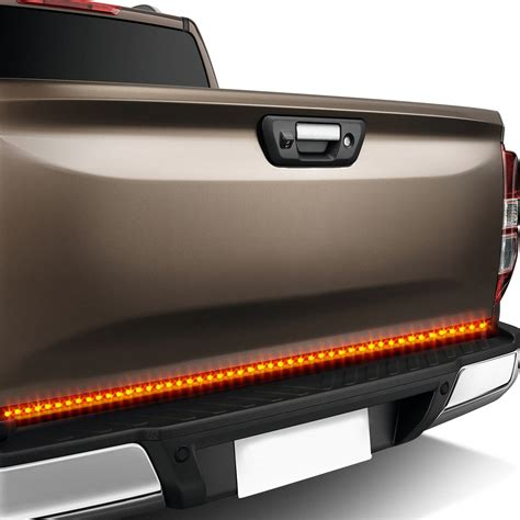 led light bar tailgate ipcw 174 led tailgate light bar