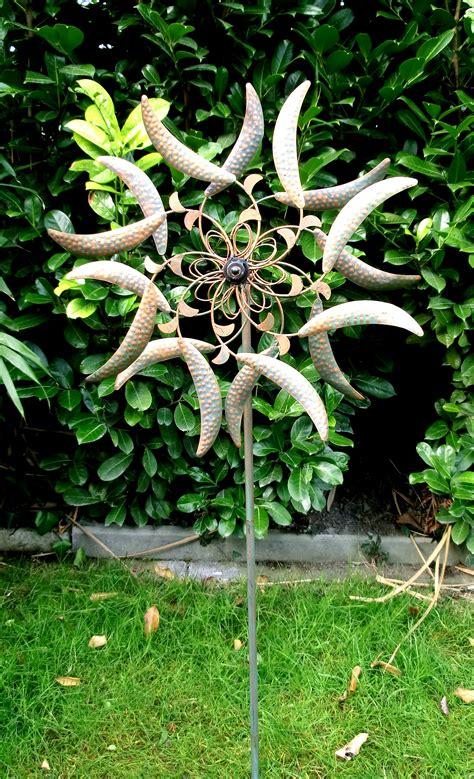 Gartenschmuck Aus Metall by Haus Und Garten De Windrad Quot Fr 252 Hlingsbl 252 Te