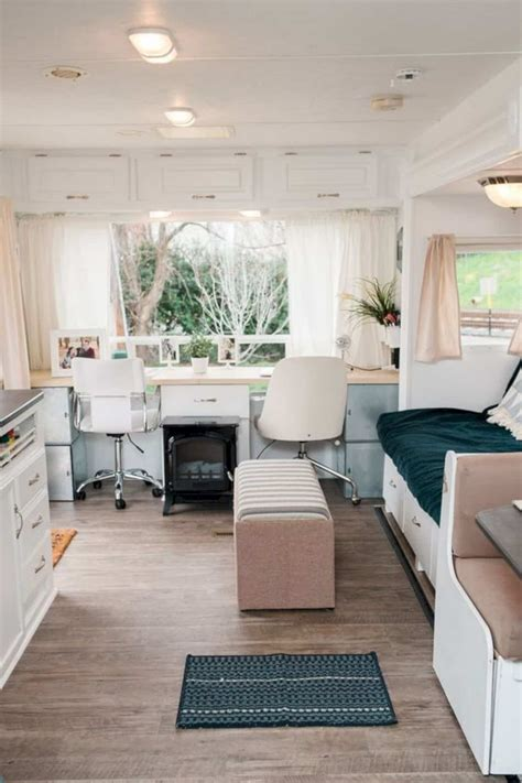 awesome camper renovation ideas   happy camper life