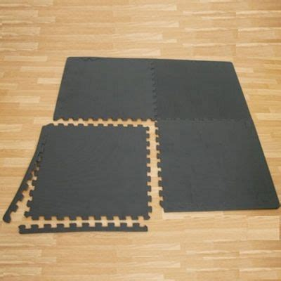 floor mats direct buy confidence fitness heavy duty large exercise floor mat interlocking tiles x 4 from our yoga