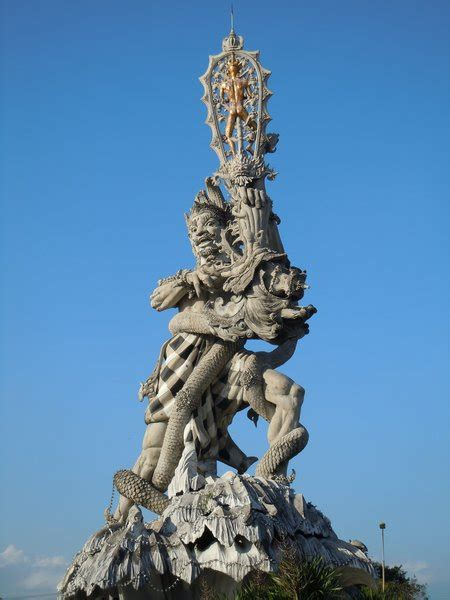 patung dewa ruci photo