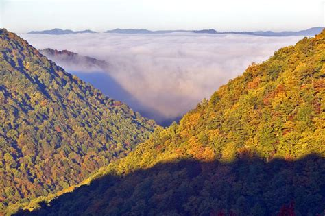 West Virginia's Most Scenic Roads and Byways