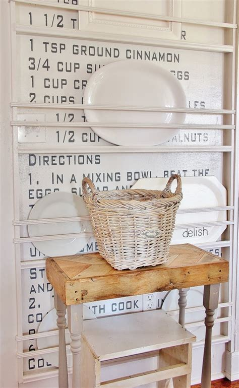 And although most families lean towards functional rather than creative and unique when it comes to decorating the kitchen, the best kitchen wall art decor and. DIY Recipe Kitchen Wall - 27 Creative DIY Wall Decor Ideas That Will Revolutionize Your Space ...