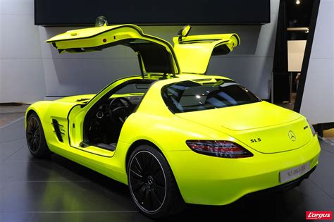 detroit  mercedes sls amg  cell largus