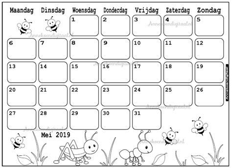 Kleurplaat Sinterklaas Kalender kleurplaten sinterklaas kalender