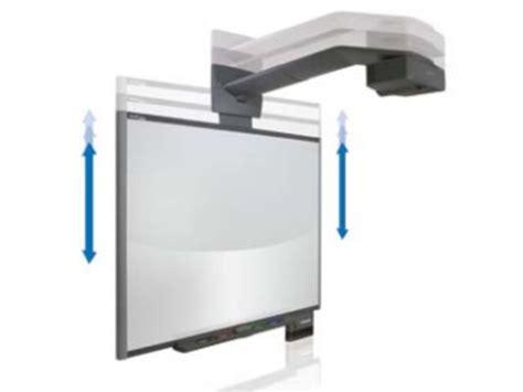 hauteur support mural tv accessoires pour tableau blanc interactif smart board support mural r 233 glable en hauteur