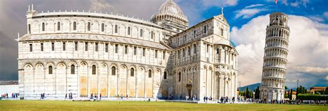 Torre Di Pisa Interno Entrada A La Torre Inclinada De Pisa Y La Catedral Colas
