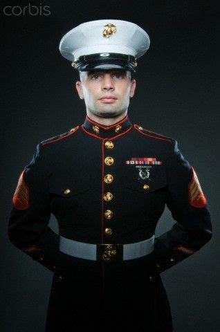 United States Marine Dress Uniform