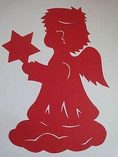 Fensterdeko Weihnachten Mit ästen by Taulin Fensterbild Weihnachten Glocke Mit Schleife