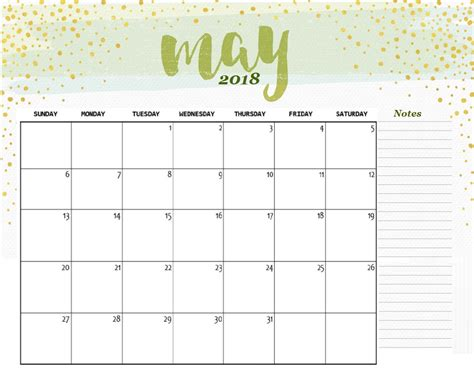 Free Calendar Template 2018 by Free Printable 2018 Desk Calendar Calendar 2018