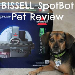 Bissell spotbot reviewsbissell spot bot bissell for How to clean up dog diarrhea on wood floor