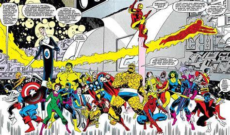 Sagas Marvel  Guerras Secretas  Plano Crítico