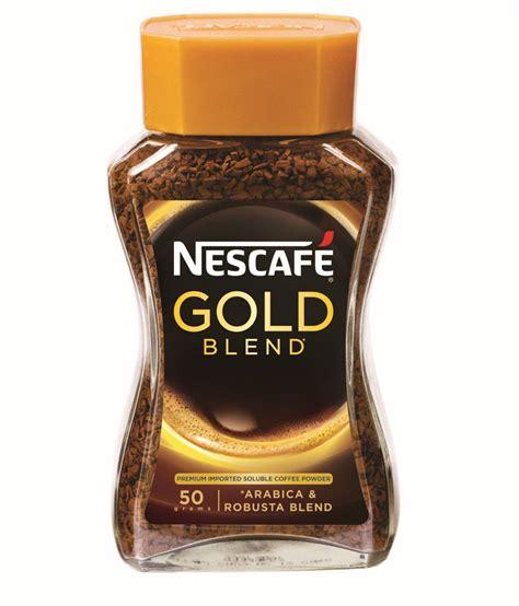 Nescafe Gold Coffee Powder Jar   50 gm: Buy Nescafe Gold Coffee Powder Jar   50 gm at Best