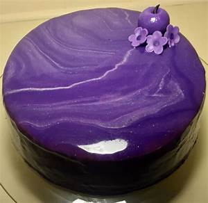 Mirror Glaze Cake - CakeCentral com