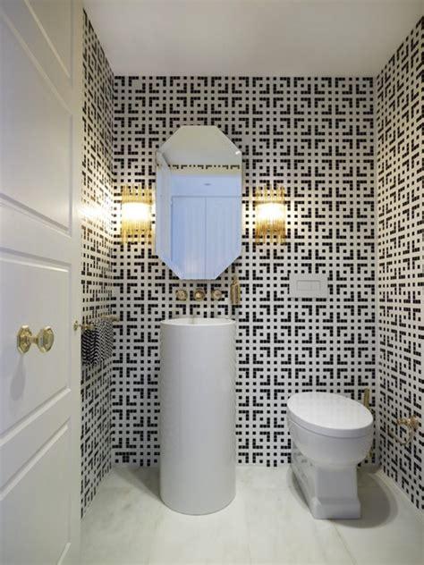 geometric bathroom tiles contemporary bathroom greg