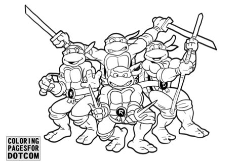 ninja turtles coloring pages  coloring pages printable