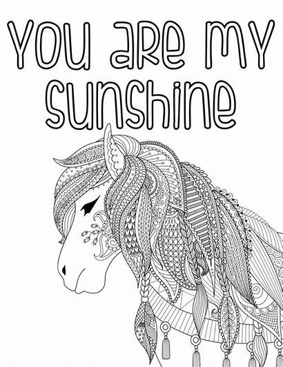 Coloring Pages Mother Mothers Keep Busy Mommy
