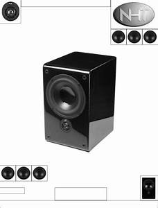 Nht Speaker Sb3 User Guide