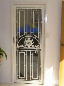 Decorative Security Grilles For Windows Decorative Door Security 171 Wood Doors