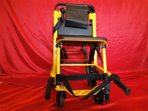 used stryker stair pro 6252 ambulance chair extrication