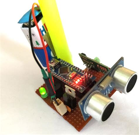 microcontroller robotics circuits