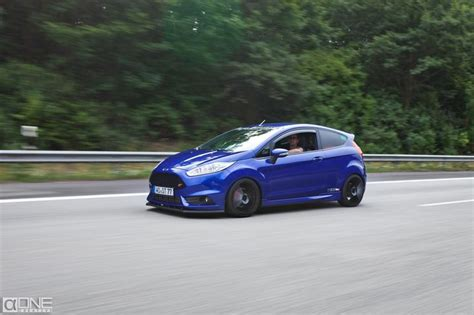 st mk7 ford mk7 st blue tuning all ford models fiestas blue and ford