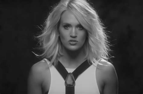 Watch Carrie Underwood's Stylized New Video For 'dirty