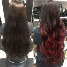 Balayage Braun Rot : rot braun ombre hair color frisuren pinterest haar ideen blonde haare und braune haare ~ Frokenaadalensverden.com Haus und Dekorationen
