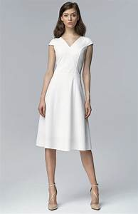 ecru sleeveless flared cocktail dress nis60e With robe cocktail beige