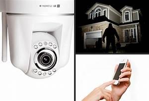 Camera De Surveillance Interieur : cam ra de surveillance d int rieur outspot ~ Carolinahurricanesstore.com Idées de Décoration