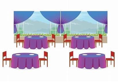 Restaurant Vector Interior Clipart Graphics Vectors Vecteezy