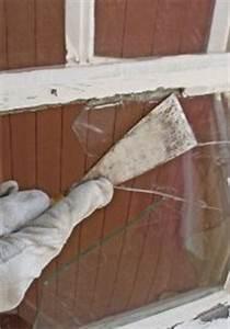 Remplacer Une Vitre : comment faire pour remplacer une vitre ~ Melissatoandfro.com Idées de Décoration