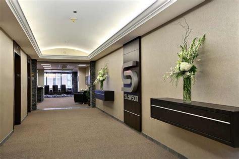 slawson exploration elevator lobby interior designer