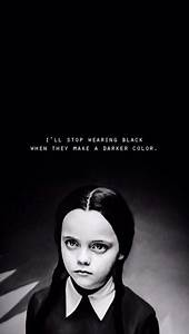 wednesday addams quotes | Tumblr