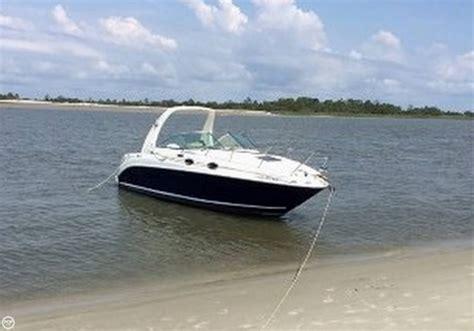 Sea Ray Boats Savannah Ga by 2004 Sea Ray 28 Power Boat For Sale In Savannah Ga