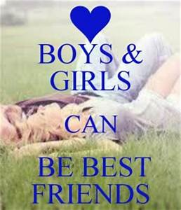 Why Boys Should Have A Girl As A Best Friend - MMO With ...
