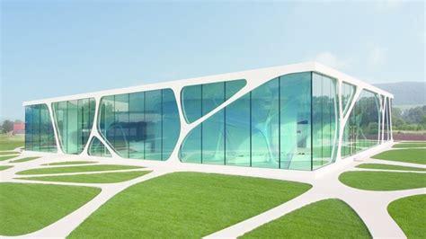 design bureau magazine des bureaux organiques leonardo glass cube