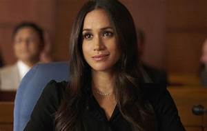 Meghan Markle hints that she's leaving 'Suits' following ...