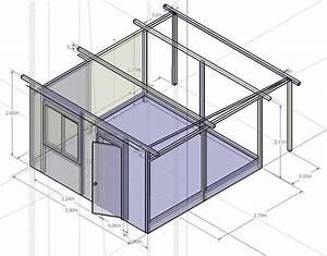 Sections des bois pour abri de jardin (bac acier + clins) ? 19 messages