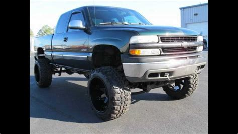 Chevrolet Silverado Lifted Truck For Sale