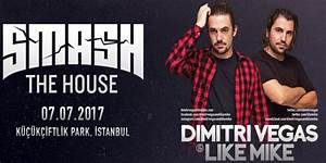 Dimitri Vegas and Like Mike - Live @ KucukCiftlik Park ...